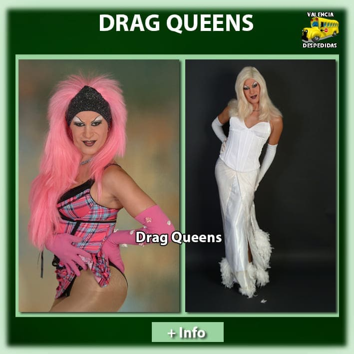 Drag Queens Valencia